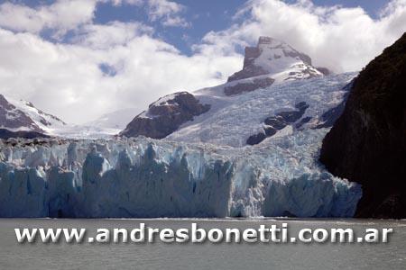 Glaciar Spegazzini - Spegazzini Glacier - Parque Nacional los Glaciares - Los Glaciares National Park - Patagonia - Andrés Bonetti