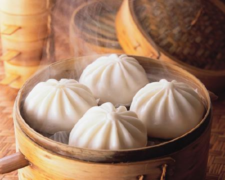 Travel and Cuisine Vietnamese Steamed Buns