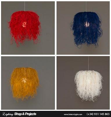 Caos lamp de Arturo Álvarez