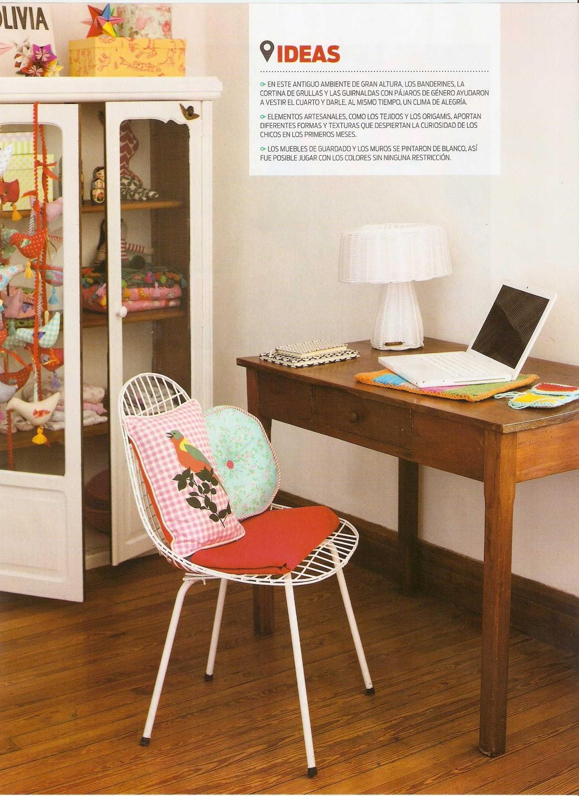 PUERTA AL SUR: Revista Living Coleccionable 24: Espacios ...