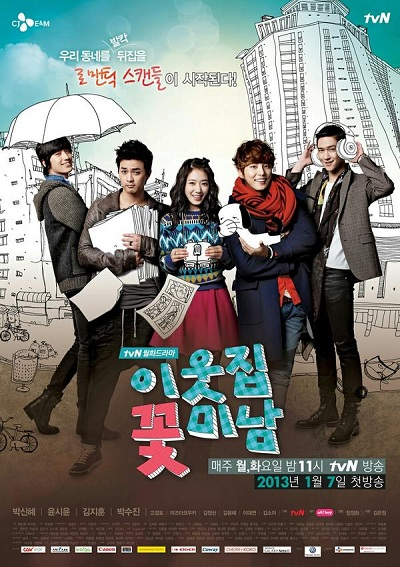 Sinopsis Flower Boy Next Door