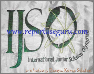 Congratulation, Siswa SMP Raih Medali Emas Olimpiade Sains Internasional
