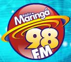 Rádio Maringá 98 FM 98,7