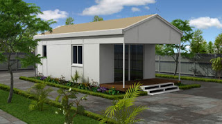 Modern Mini Homes Designs Ideas