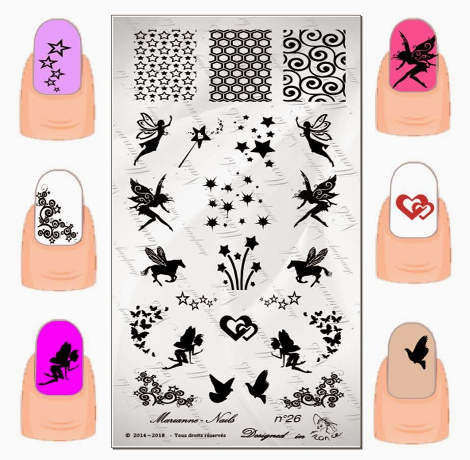 Lacquer Lockdown - Marianne Nails, Marianne Nails nail art stamping plates, nail art stamping blog, nail art stamping, new nail art stamping plates 2014, new nail art image plates 2014, new stamping plates 2014, nail art, stamping, indie nail art stamping plates, cute nail art ideas, diy nail art