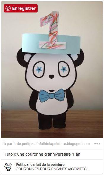 Retrouvez Petit Panda sur PINTEREST