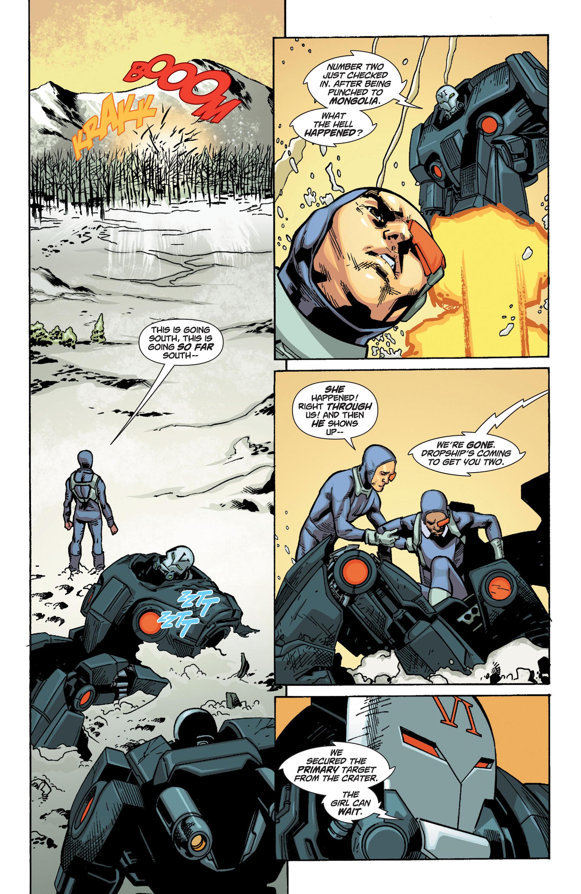 Supergirl (2011) Issue #2 #4 - English 8