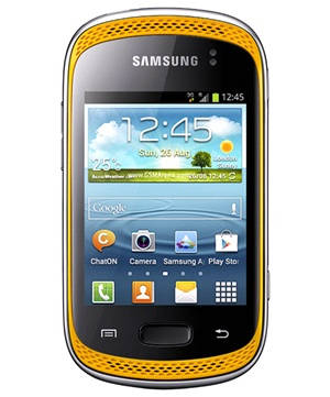 Samsung Galaxy Music (S6010) Amarillo