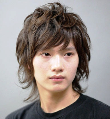 Japanese Men Hairstyle Pictures Long Hairstyles