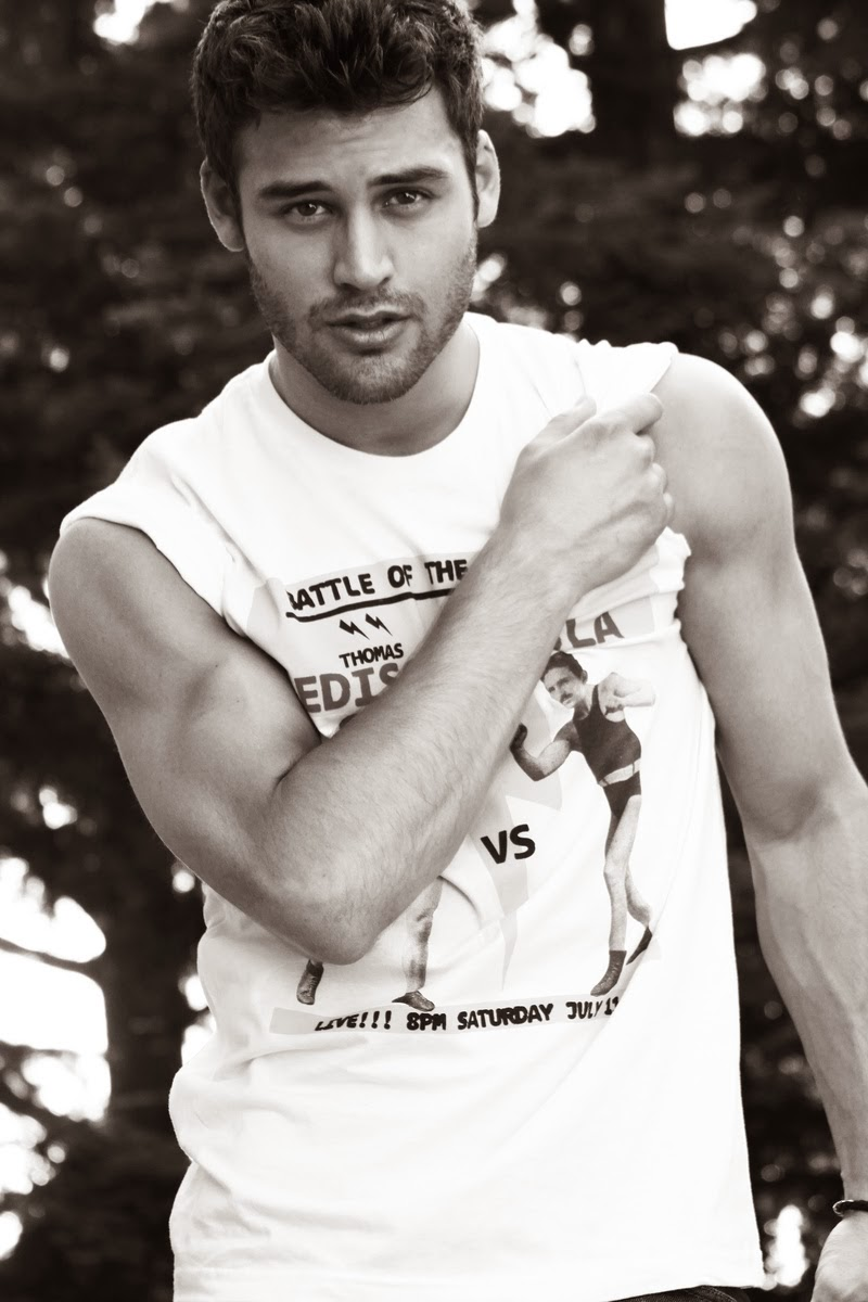 Ryan Guzman Hottie of the Week