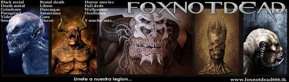 Fox Not Dead