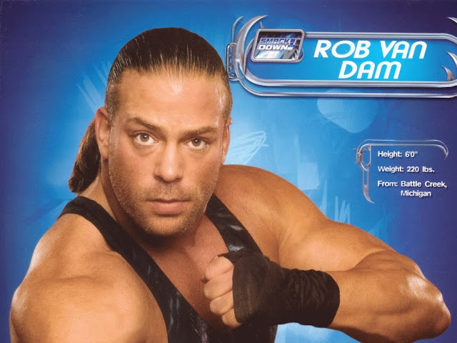 Rob Van Dam Hd Wallpapers Free Download