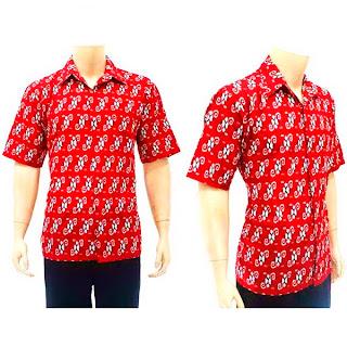 BP2702 - Model Baju Kemeja/Hem Batik Pria Terbaru 2013