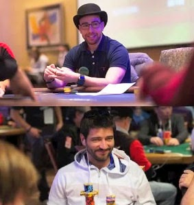 pareja de ases radio poker