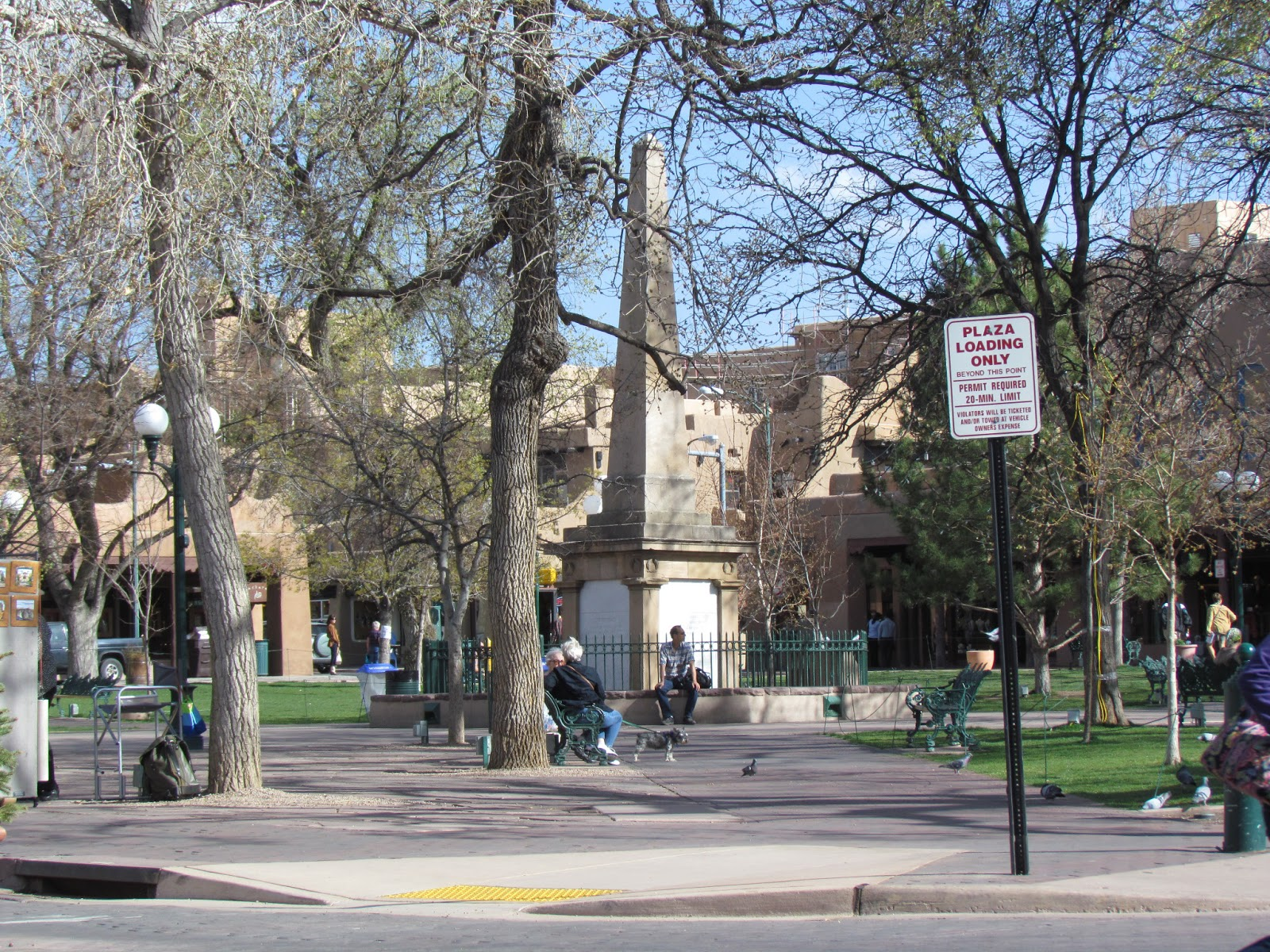One of the things I really enjoy about Santa Fe is the architecture