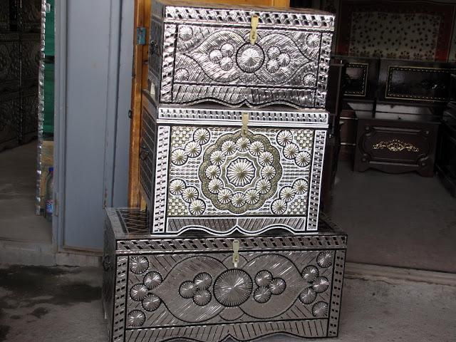 Uzbekistán, Tashkent - mercado