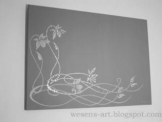 """""""Flowery"""" 8    wesens-art.blogspot.com"""