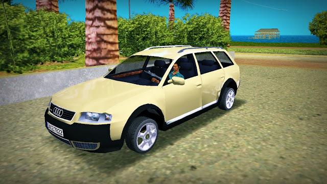 Audi Allroad V8 - GTA Vice City