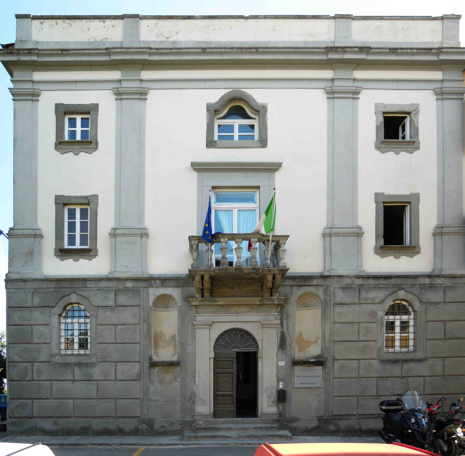 Casa Di Cura Villa Pia Via Bernardino Ramazzini Roma Rm