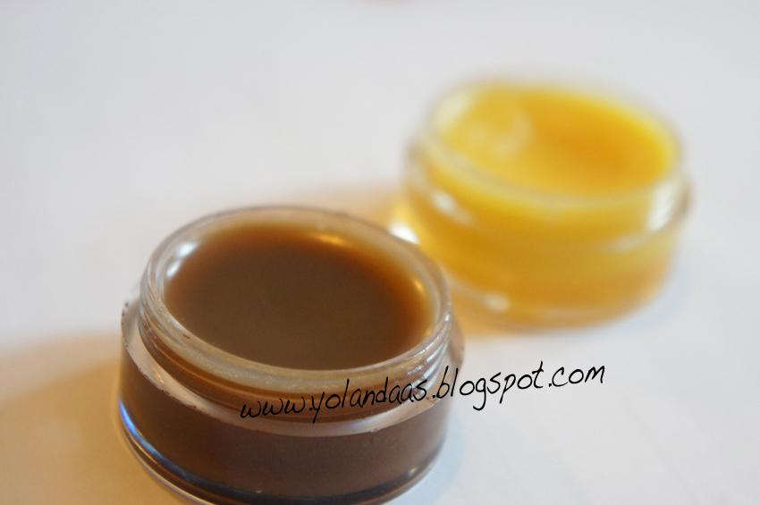 Yolanda G Diy Natural Lipbalm Chocolate Beeswax