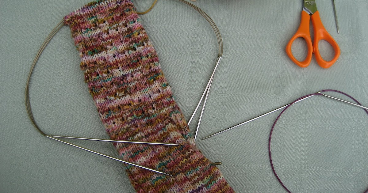 Kitchener Stitch Combination Knitting : Carolyn Knits: Kitchener Stitch Bind-Off Tutorial
