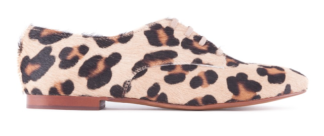 Rebajas SS 2015 complementos blucher leopardo