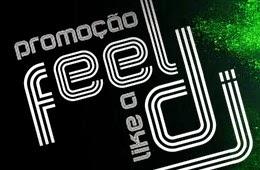 Promoção Fell like a DJ Fusion Energy Drink
