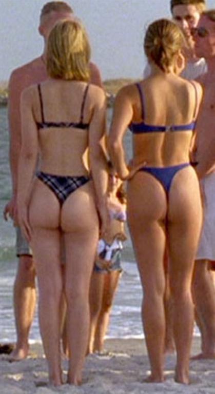claire danes nude beach