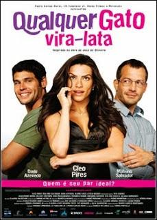 Qualquer Gato Vira Lata Download Qualquer Gato Vira Lata   DVDRip AVI Nacional
