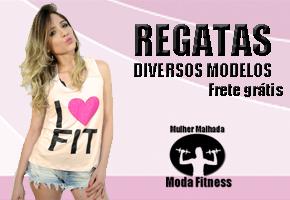 Mulher Malhada Moda Fitness