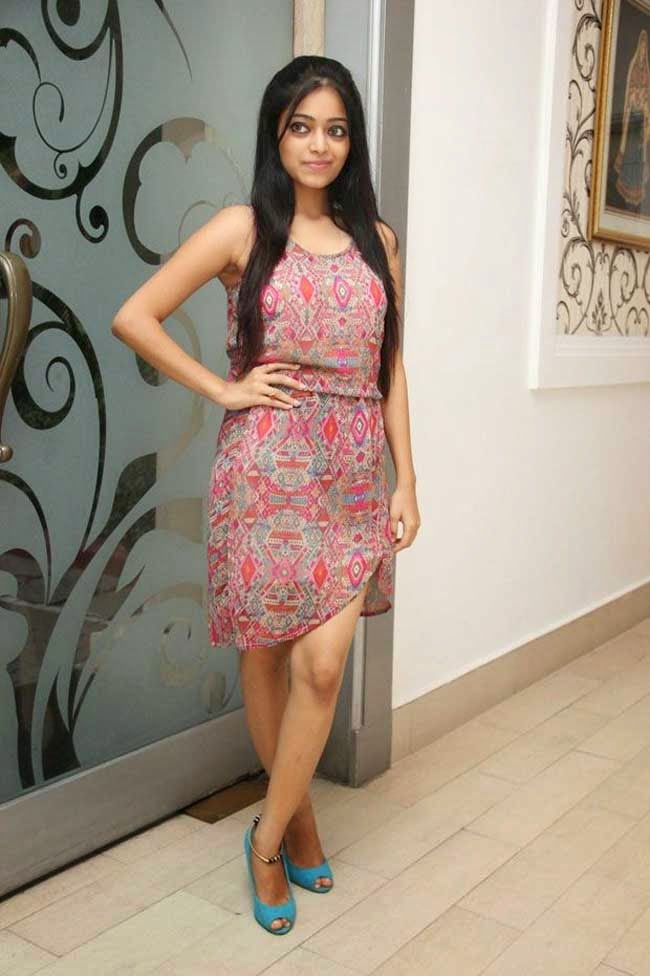 Janani Iyer at Dream Cast Modelling Workshop 2014