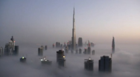 Tecnoneo el edificio burj khalifa lujo al alcance del cielo for Edificio movil en dubai