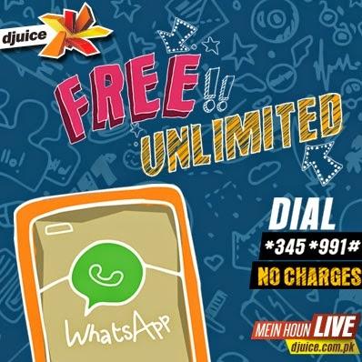How To Use Free WhatsApp on Telenor