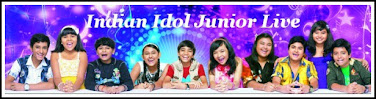 Indian Idol Junior Live