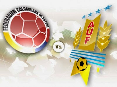 Djazmadz - Prediksi Hasil Akhir Laga Babak 16 Besar Piala Dunia 2014 : Kolombia Vs Uruguay