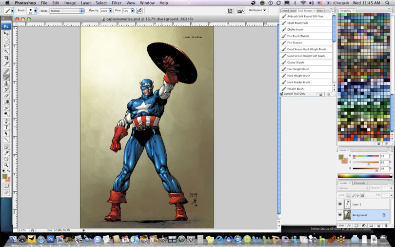 Into To Comic Book Coloring Begins 9 3 Only A Couple Slots Remaining