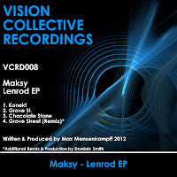 Maksy Lenrod EP Vision Collective
