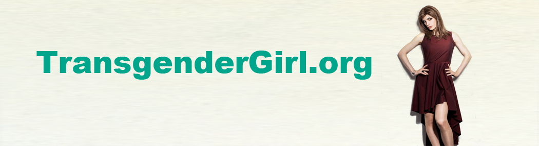 Transgender Girl site is designed for transgender girls and their admirers.