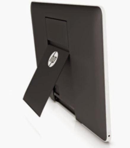 задняя сторона моноблока HP Slate 17