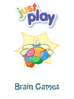 Just Play Brain Games For 240x320 Full Touchscreen Java Mobile Game free Spacytrinity Image