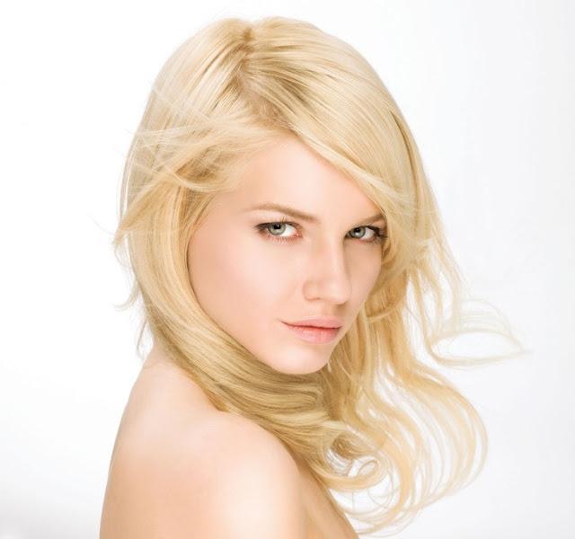 Como deixar seu cabelo loiro natural