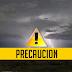 PRECAUCION. Prob tormentas fuertes (Noche Lun 27/10 - Mar 28/10)