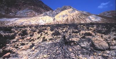 Οι ηφαιστειακές εκρήξεις άλλαξαν το κλίμα και την ανθρωπότητα