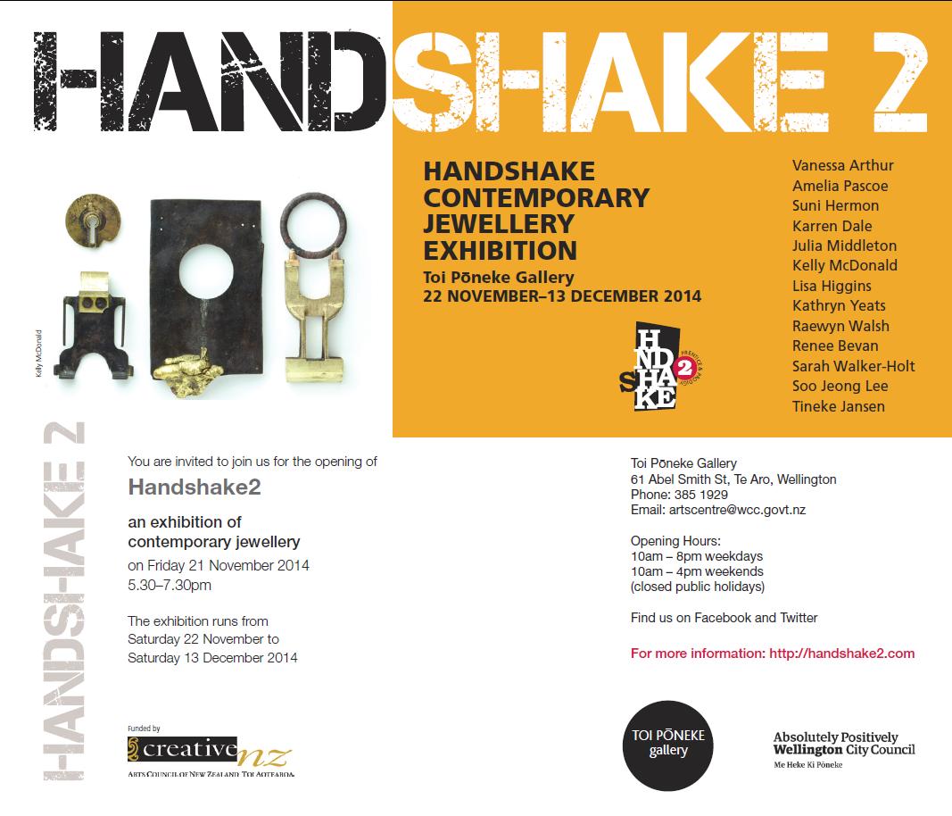 Hand shake 2