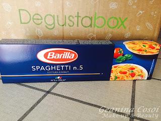 spaghetti n.5 degustabox septiembre 2015