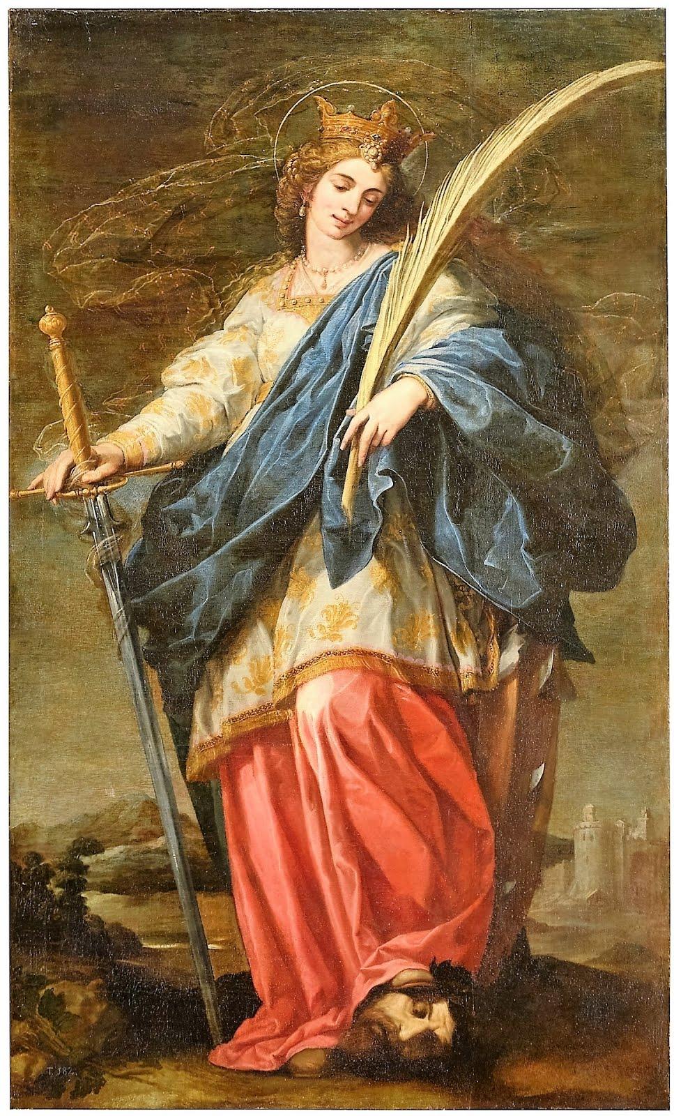 Saint Catherine of Alexandria, Part I -- An Introduction
