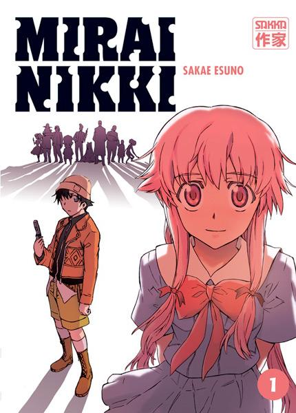 Mirai Nikki - Segunda temporada