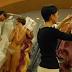 Suasana Di Dalam Bilik Persalinan Model-Model Catwalk