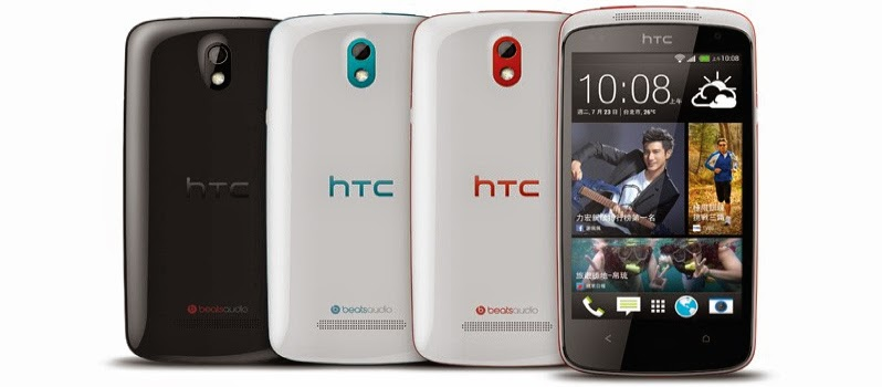 Root HTC Desire 500