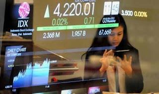 Bursa efek indonesia (bei; dahulu bursa efek jakarta (bej